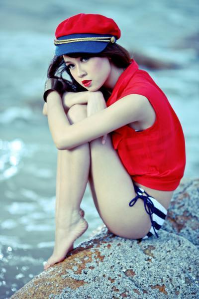 Hot girl bikini, Ảnh nóng hot girl Sam