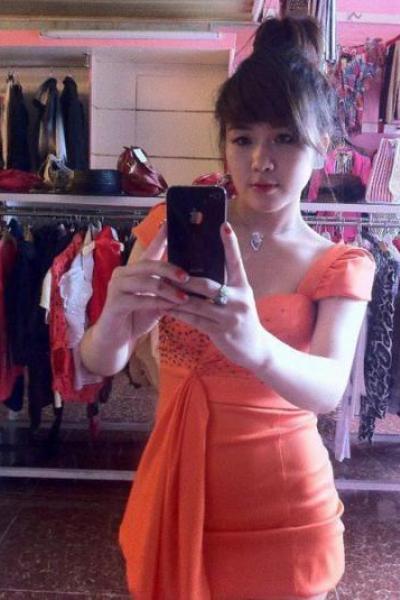 Bạn gái xinh xắn của tuyển thủ U23 Hoàng Thiên