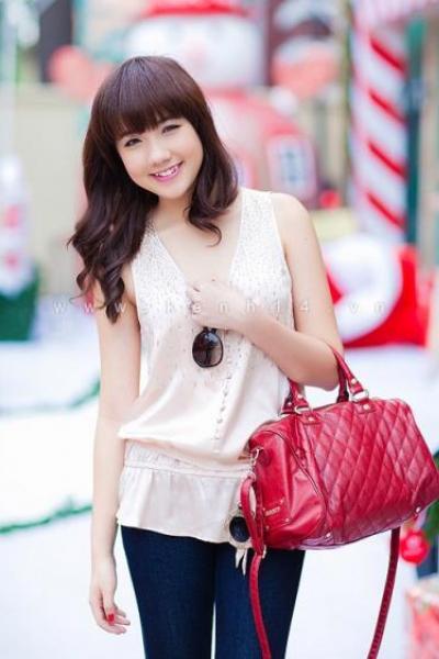 Ngắm lại loạt ảnh iu iu của hot girl Mie